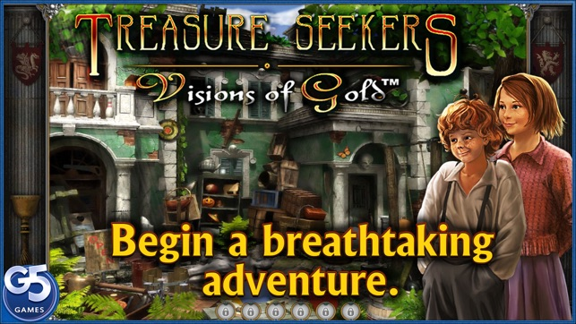 Treasure Seekers: Visions of Gold (Full) Screenshot