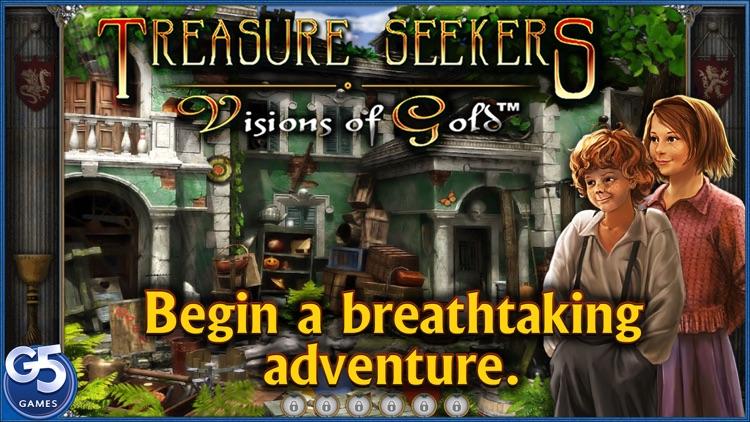 Treasure Seekers: Visions of Gold (Full) screenshot-0