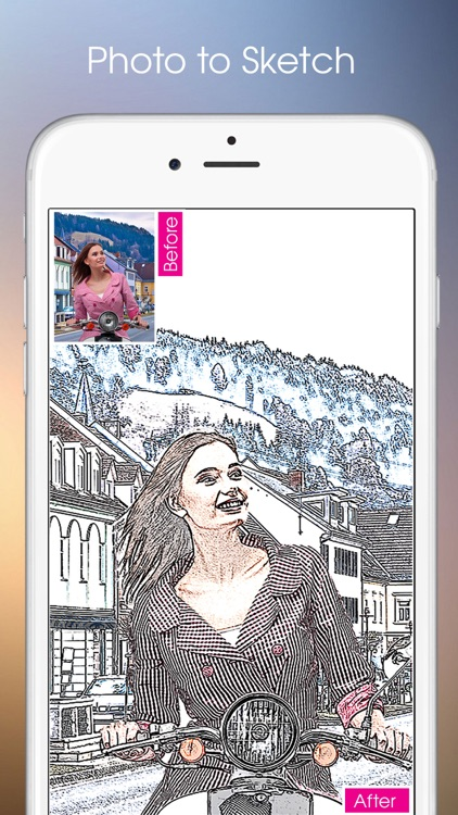 Photo To Sketch - Drawing book screenshot-3