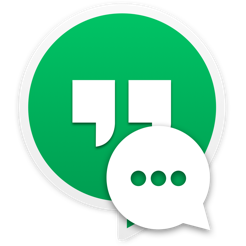 how to download google hangouts for mac
