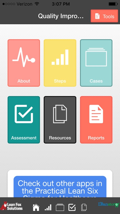 Healthcare Quality Improvement Tools screenshot-0