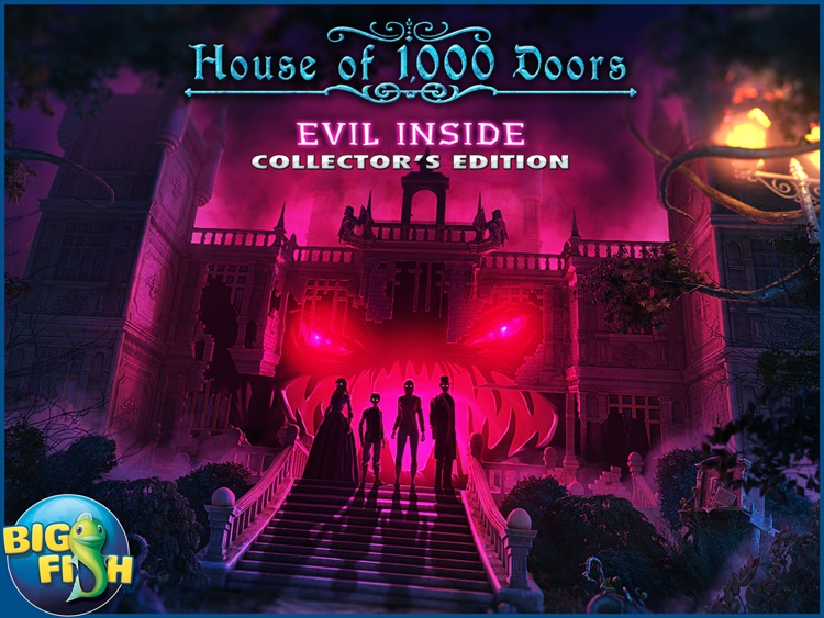 House of 1000 Doors: Evil Inside HD - A Hidden Object Adventure (Full) screenshot-4
