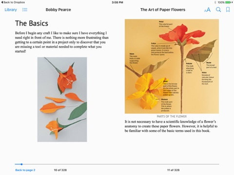 The Art of Paper Flowers by Bobby Pearce on Apple Books eb89addce2