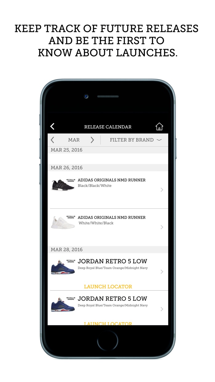 Footaction Screenshot