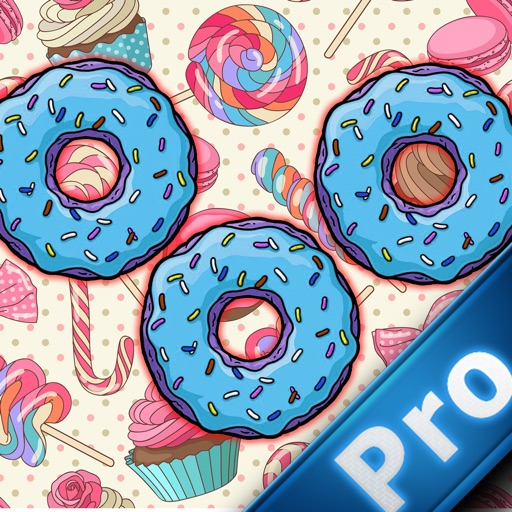 A Super Candy Color Game PRO - Merger Of Donuts