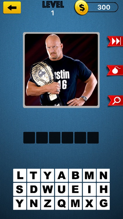 Wrestling Super Star Trivia - Discover The Name of Notorious Wrestlers and Divas