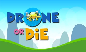 Drone or Die - Flying Quadcopter Revenge of the Phantom