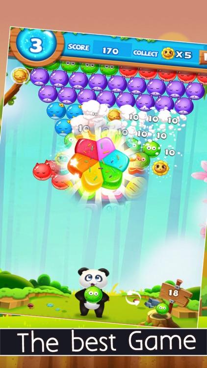 Crazy Bubble Pop - Group the Bubble match 3