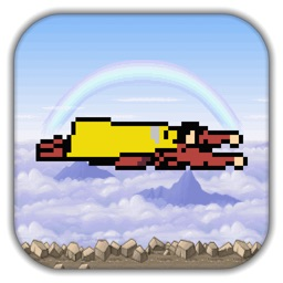 Flappy Red Hero