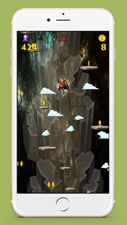 Epic Super Hero Jump screenshot-3