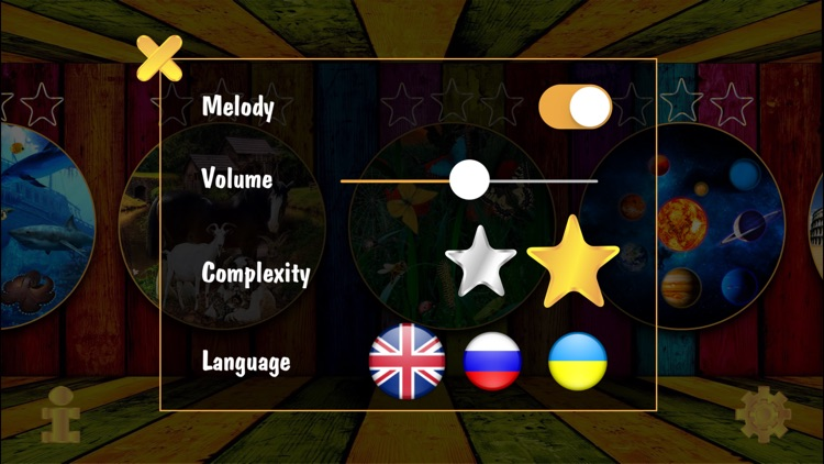 Our World - kids learning games and puzzle for kids - Full screenshot-3