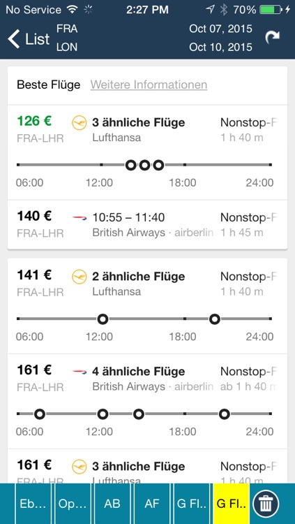 Frankfurt Airport Pro (FRA) Flight Tracker screenshot-4