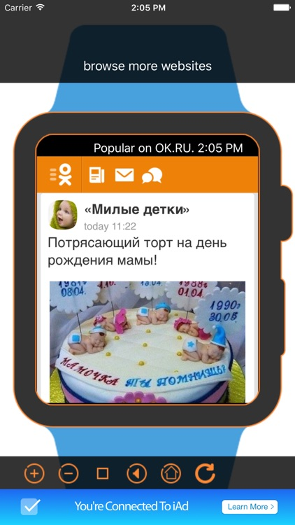 Timeline and Friends Activities Watcher for OK.RU