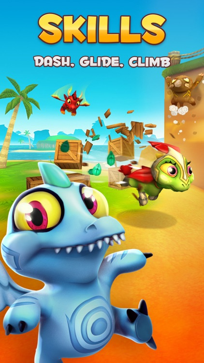 Dragon Land screenshot-4