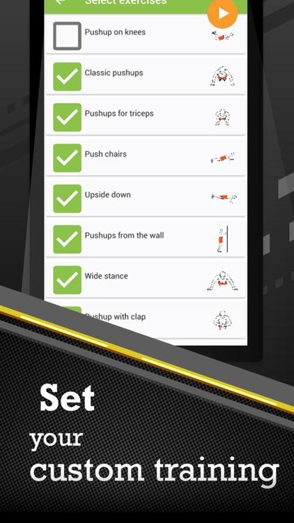 100 Pushups PRO screenshot-4