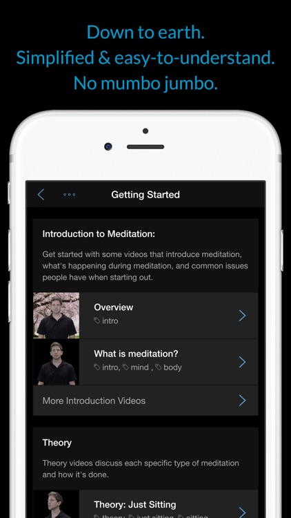 Meditation & Mind Training: Relax & Reduce Stress screenshot-3