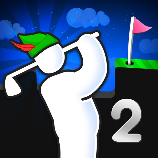 Super Stickman Golf 2 is Free for Today Only, Gets Updated with New Ball Effects and Four New Courses
