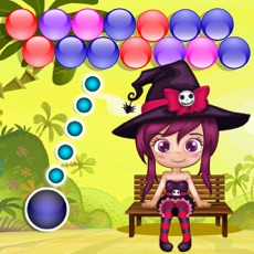 Activities of Angel Bubble Shooter Mania. Candy Smash game for kids