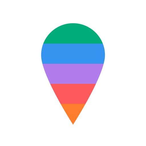 Relay – Multiple Location Maps icon