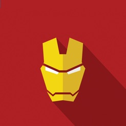 Wallpapers For The Iron Man Free HD Filters And Emoji Comics Stickers 4