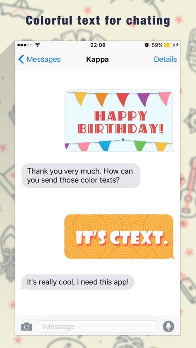 stylish text app