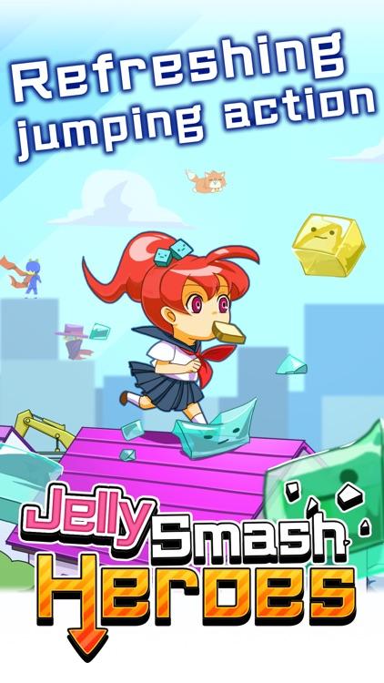 Jelly Smash Heroes screenshot-0