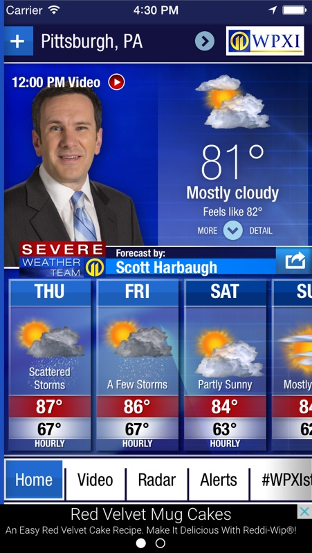 WPXI Severe Weather Team 11 - Online Game Hack and Cheat
