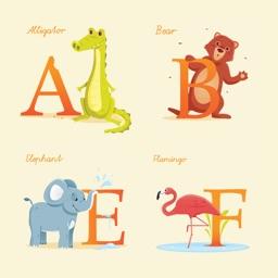 Learning Me: Zoo Alphabet