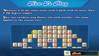Deluxe Mahjong Puzzle - A fun & addictive puzzle matching game screenshot two