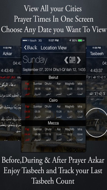 Prayer Times Pro Full Azan