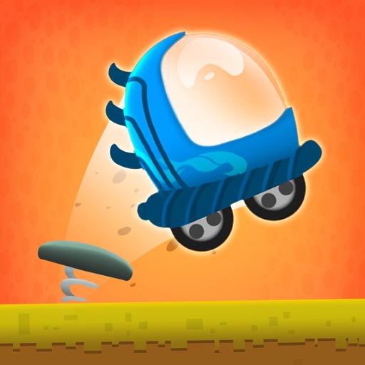 Jump the Car icon