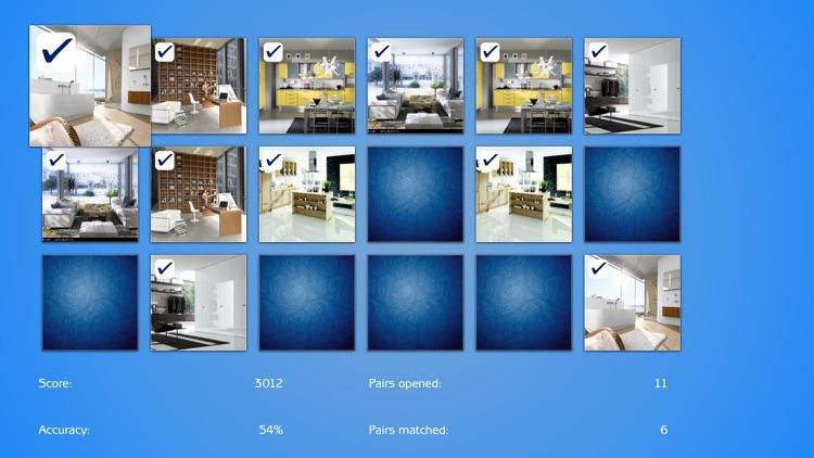 Interior Design Pair Match