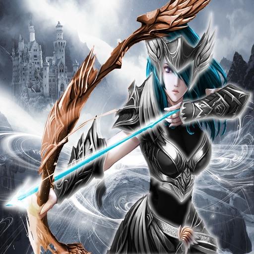 Archery Revenge Sister - Bow Target Shot