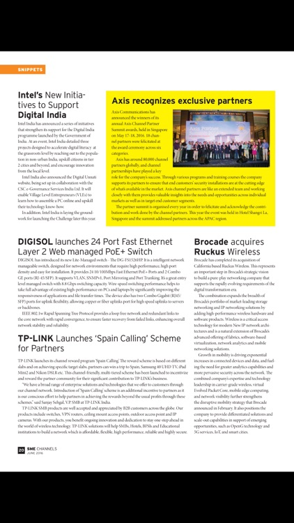 SME Channels magazine