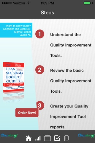 Manufacturing Quality Improvement Tools - náhled