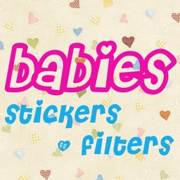 470 Stickers & Filters | Pregnancy & Baby milestone photos