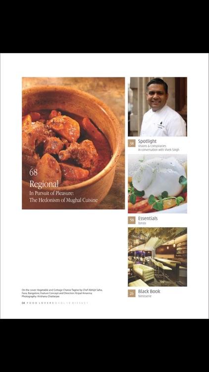 Food Lovers Magazine