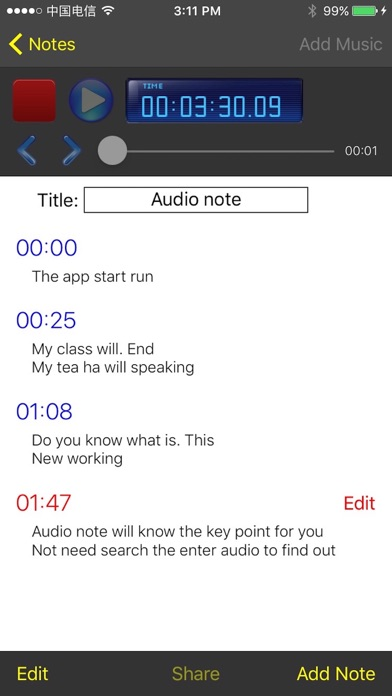 Meeting Lecture & Voice Audio Notes Record | App Price Drops