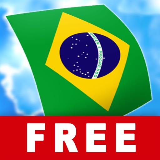 FREE Learn Brazilian FlashCards for iPad
