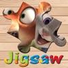 子供の幼児と就学前の学習 - 漫画のパズルジグソーパズルは、ジュディホップスとニック・無料で箱 - iPhoneアプリ