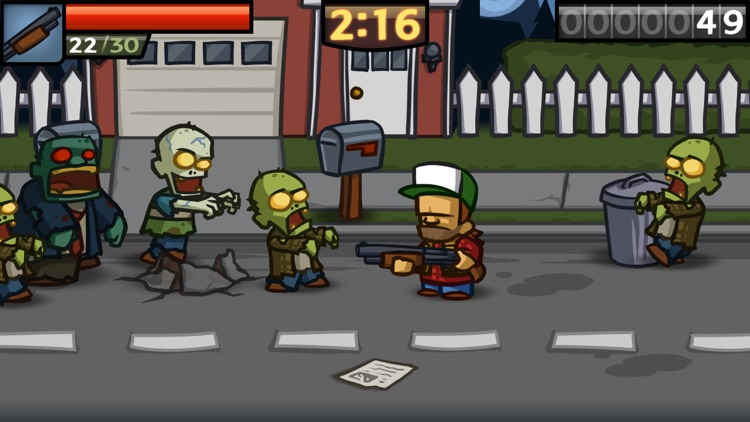 Zombieville USA 2 screenshot-0