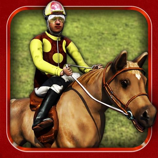 Лучшие лошадь Гонки Игра бесплатно - Жокей ипподром Скачки Чемпионат