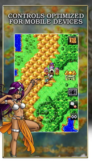 Screenshot #3 pour DRAGON QUEST IV Chapters of the Chosen