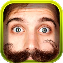 Mustache and Beard Salon – Virtual Barber Shop Photo Editor with Cool Camera Stickers Free