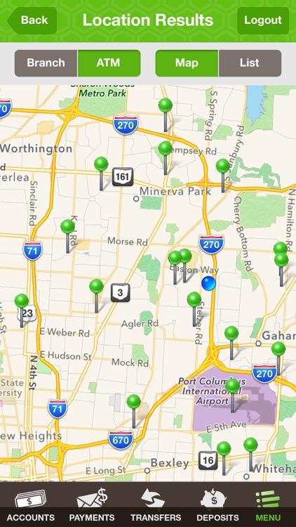 Huntington Mobile screenshot-4