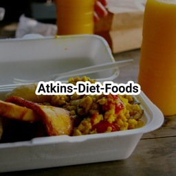 All Atkins Diet Foods