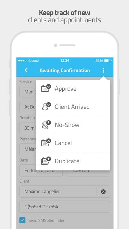 booxi for business screenshot-4