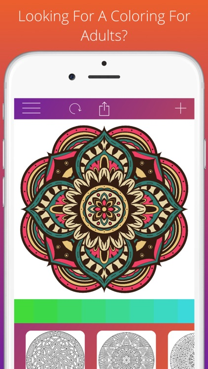 Adult Coloring Book For Adults Free - Mandala Pages, Stress Relief, And Color Therapy