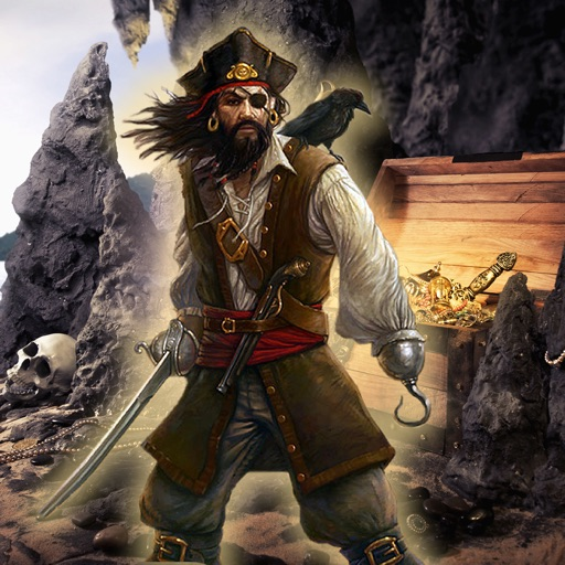 Pirate Treasure Hunt Jump - Grabs All The Treasure And The Best Pirate icon