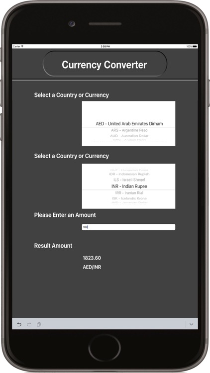 Currency Exchange - What is today's Rate